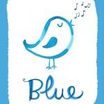 bluetweet